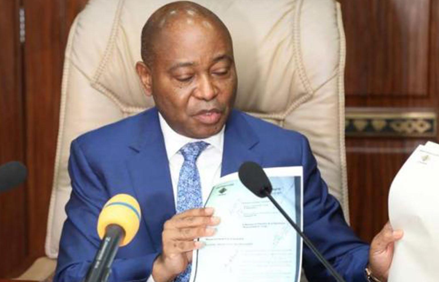 RDC-FMI : signature du Programme référence le 28 octobre 2019