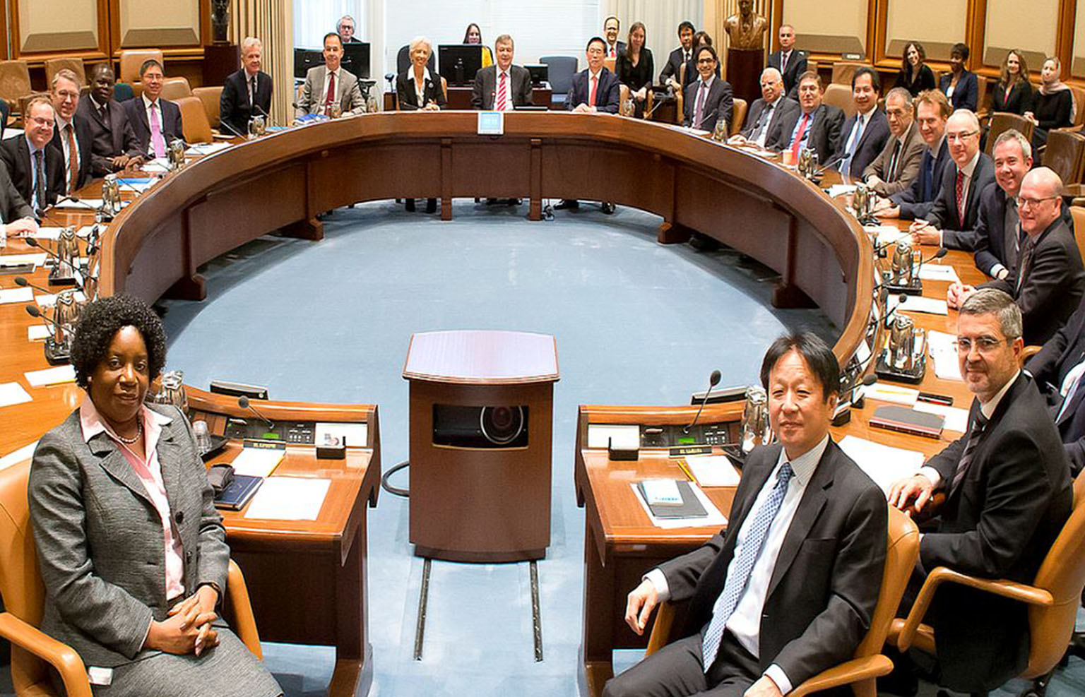 Le FMI accorde un appui de 368,4 millions USD à la RDC au titre de la Facilité de crédit rapide