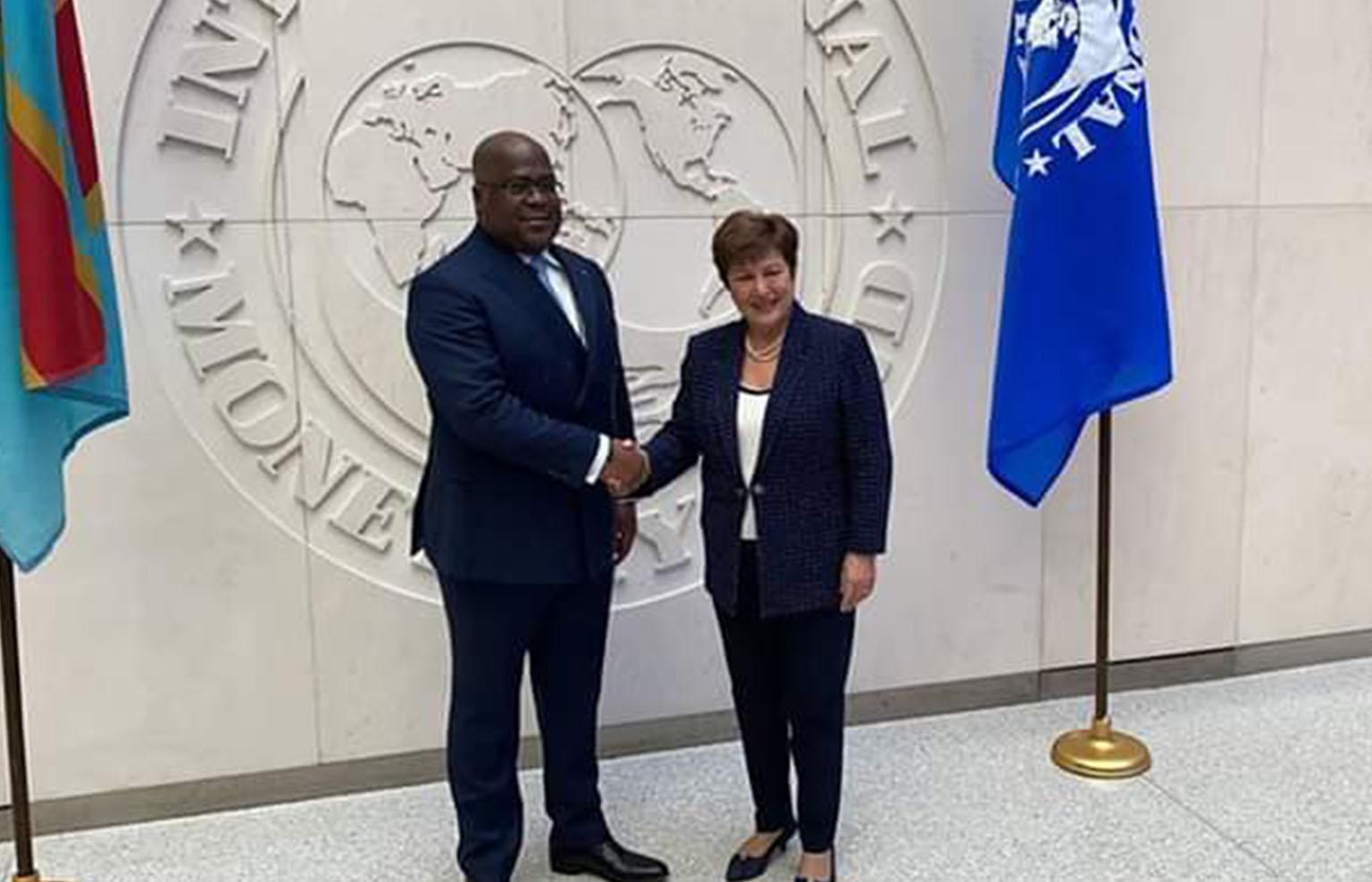 Le FMI approuve un décaissement de 363 millions USD en faveur de la RDC pour l'aider à faire face à la COVID-19